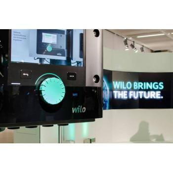 Начало цифровой эры Wilo на выставке ISH 2017 во Франкуфурте/М